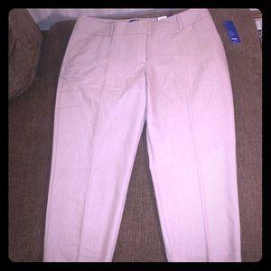 NEW Women's Apt. 9 Torie Capri Pants Size 14